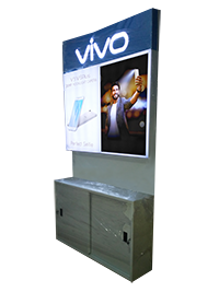 vivo back wall