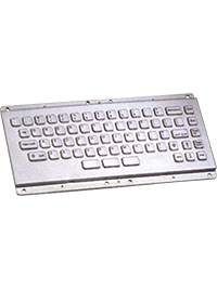 metalic keyboard